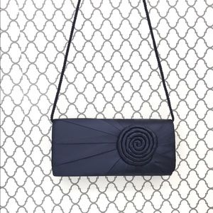 Handbags - 🔥Navy Blue Clutch 🔥